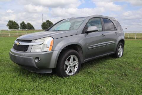 2006 Chevrolet Equinox for sale at Liberty Truck Sales in Mounds OK