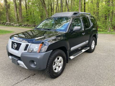 2012 Nissan Xterra for sale at Lou Rivers Used Cars in Palmer MA