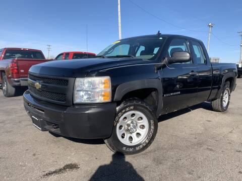 2009 Chevrolet Silverado 1500 for sale at Superior Auto Mall of Chenoa in Chenoa IL