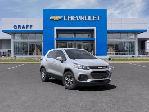 2021 Chevrolet Trax for sale at GRAFF CHEVROLET BAY CITY in Bay City MI