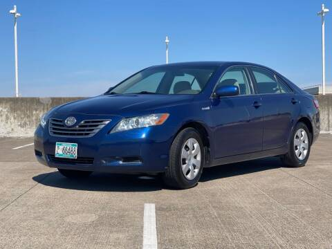 2008 Toyota Camry Hybrid for sale at Rave Auto Sales in Corvallis OR