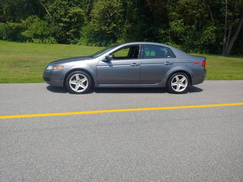 2006 Acura TL for sale at U-Win Used Cars in New Oxford PA