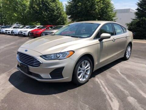 2019 Ford Fusion for sale at Karl Pre-Owned in Glidden IA