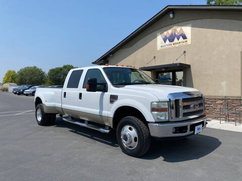 2008 Ford F-350 Super Duty for sale at Western Mountain Bus & Auto Sales in Nampa ID