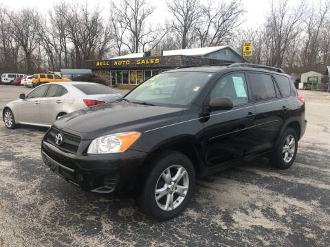 2012 Toyota RAV4 for sale at BELL AUTO & TRUCK SALES in Fort Wayne IN