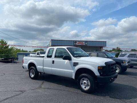 2008 Ford F-250 Super Duty for sale at 4X4 Rides in Hagerstown MD