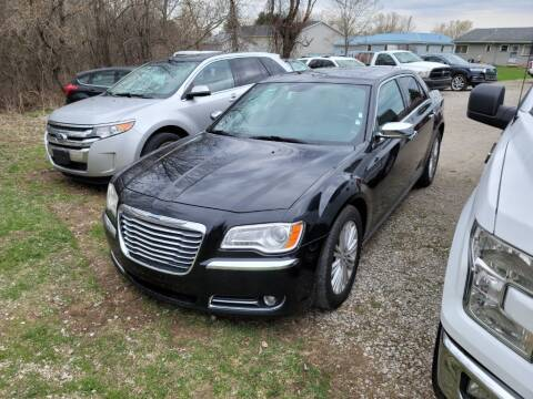 2014 Chrysler 300 for sale at Clare Auto Sales, Inc. in Clare MI