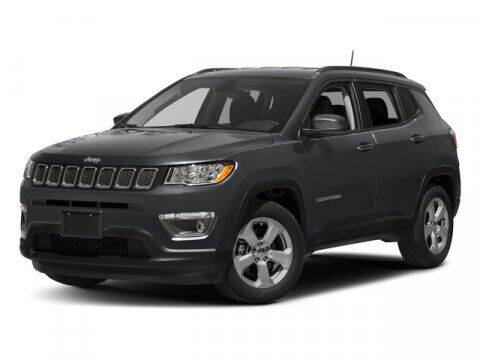 2017 Jeep Compass for sale at Suburban Chevrolet in Claremore OK