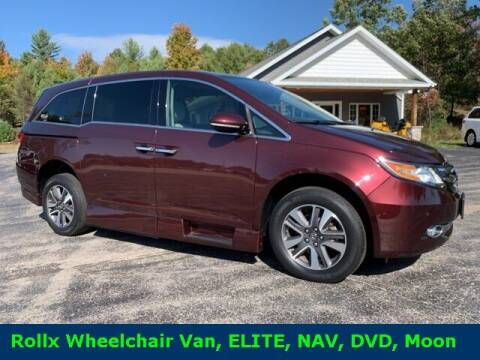 2015 Honda Odyssey for sale at Drivers Choice Auto & Truck in Fife Lake MI