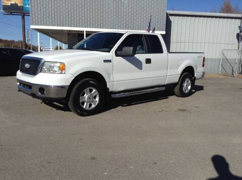 2006 Ford F-150 for sale at Darryl's Trenton Auto Sales in Trenton TN