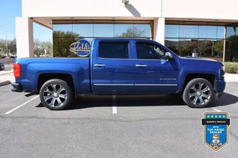 2017 Chevrolet Silverado 1500 for sale at GOLDIES MOTORS in Phoenix AZ