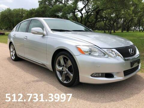 2011 Lexus GS 350 for sale at Austin Elite Motors in Austin TX