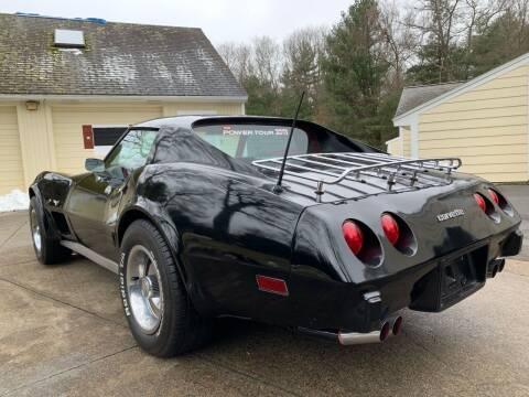 1977 Chevrolet Corvette for sale at MEE Enterprises Inc in Milford MA