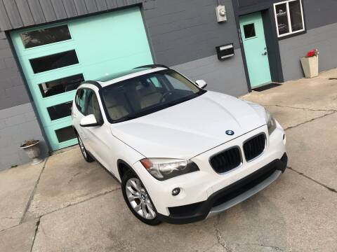 2013 BMW X1 for sale at Enthusiast Autohaus in Sheridan IN