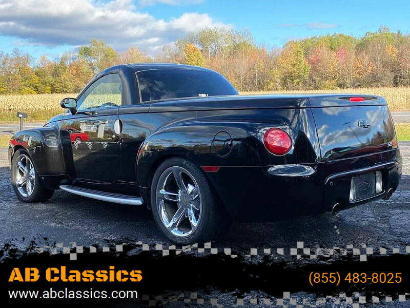 2006 Chevrolet SSR for sale at AB Classics in Malone NY