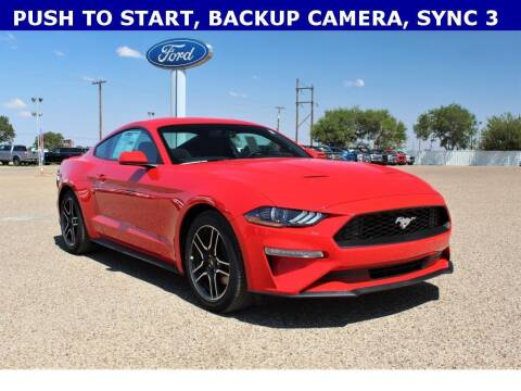 2020 Ford Mustang for sale at STANLEY FORD ANDREWS in Andrews TX