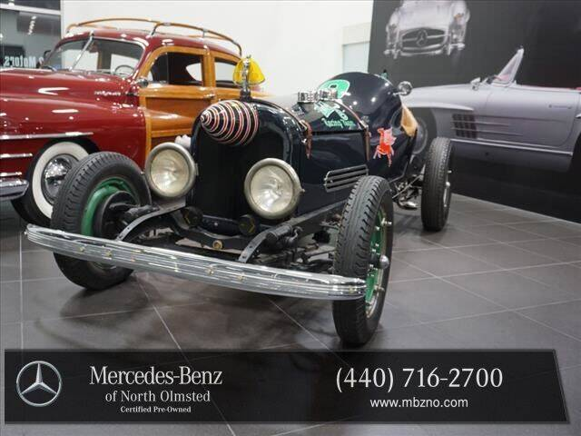 1919 Buick Indianapolis Torpedo Replica for sale at Mercedes-Benz of North Olmsted in North Olmstead OH