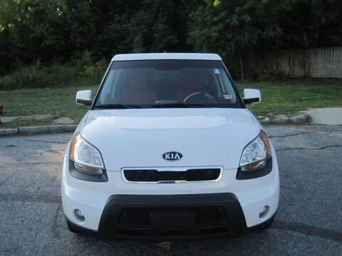 2010 Kia Soul for sale at EBN Auto Sales in Lowell MA