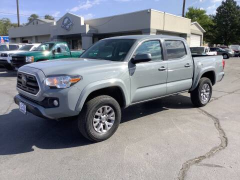 2019 Toyota Tacoma for sale at Beutler Auto Sales in Clearfield UT