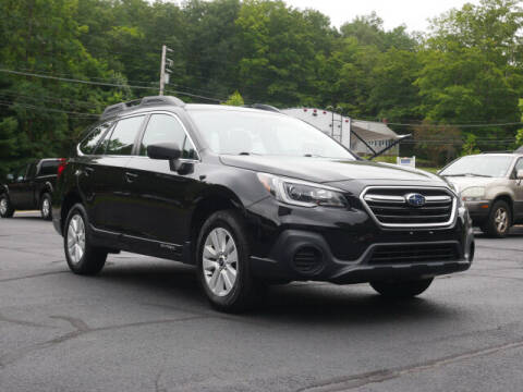 2018 Subaru Outback for sale at Canton Auto Exchange in Canton CT