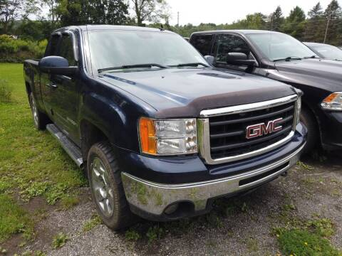 2009 GMC Sierra 1500 for sale at RS Motors in Falconer NY