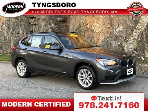 2015 BMW X1 for sale at Modern Auto Sales in Tyngsboro MA