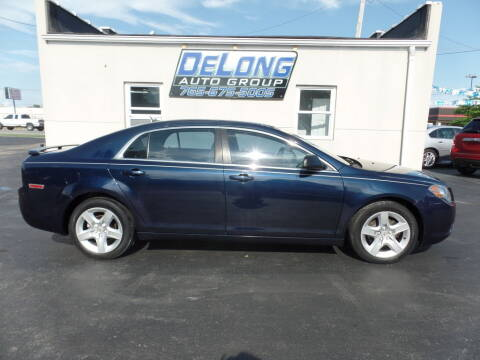 2011 Chevrolet Malibu for sale at DeLong Auto Group in Tipton IN