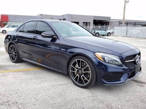 2017 Mercedes-Benz C-Class for sale at GATOR'S IMPORT SUPERSTORE in Melbourne FL