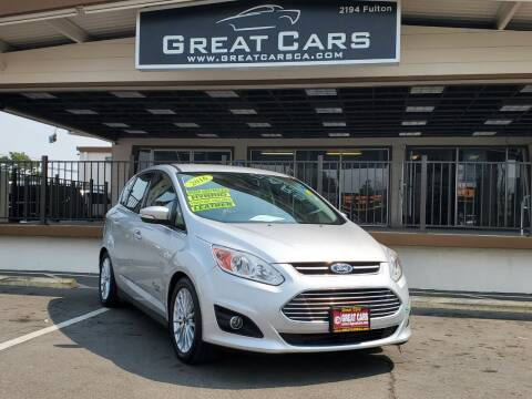 2016 Ford C-MAX Energi for sale at Great Cars in Sacramento CA