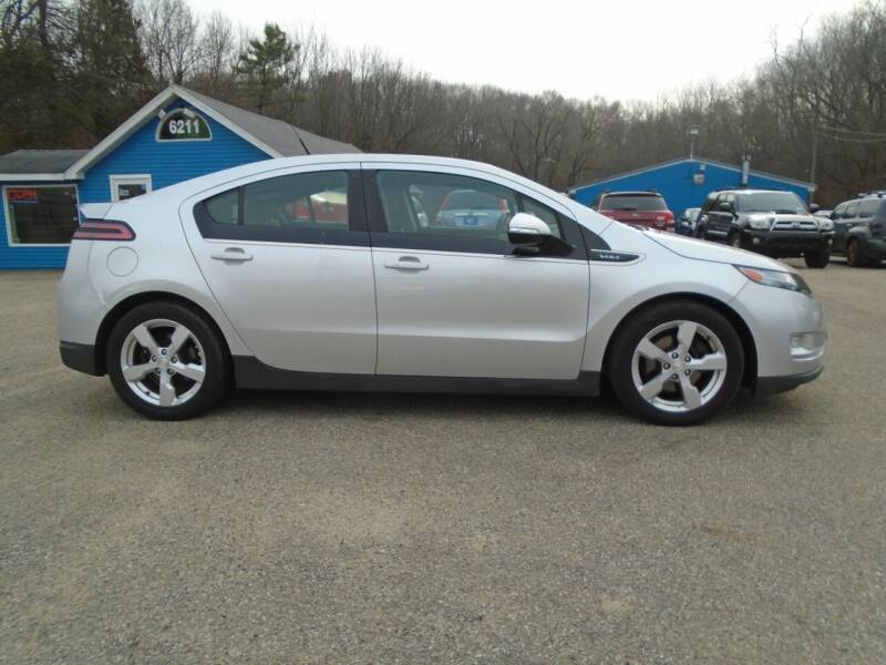 2012 Chevrolet Volt for sale at Michigan Auto Sales - Hybrid and Electrical Vehicles in Kalamazoo MI