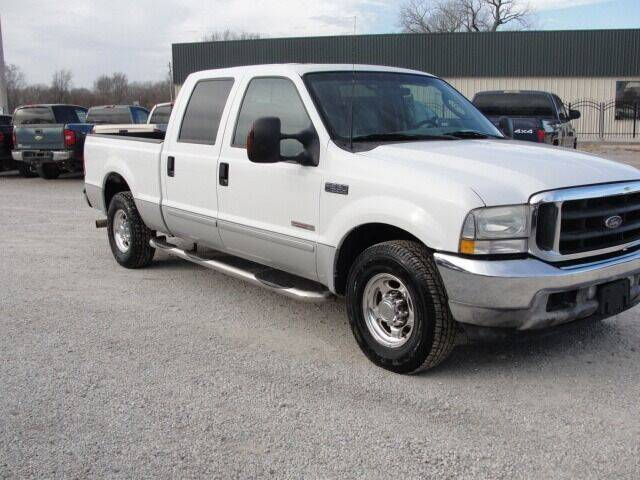 2003 Ford F-250 Super Duty for sale at Frieling Auto Sales in Manhattan KS