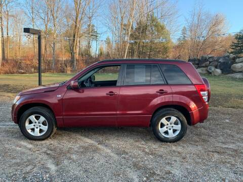 2006 Suzuki Grand Vitara for sale at Hart's Classics Inc in Oxford ME