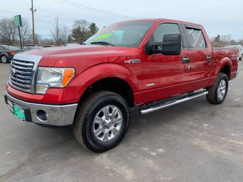 2012 Ford F-150 for sale at FREDDY'S BIG LOT in Delaware OH