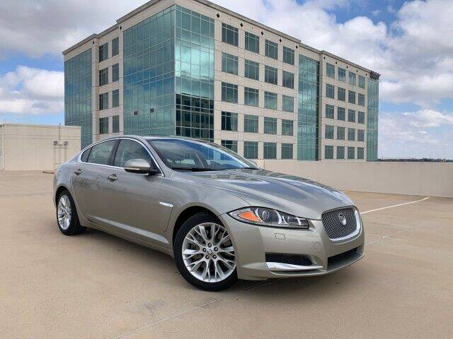 2013 Jaguar XF for sale at SIGNATURE Sales & Consignment in Austin TX