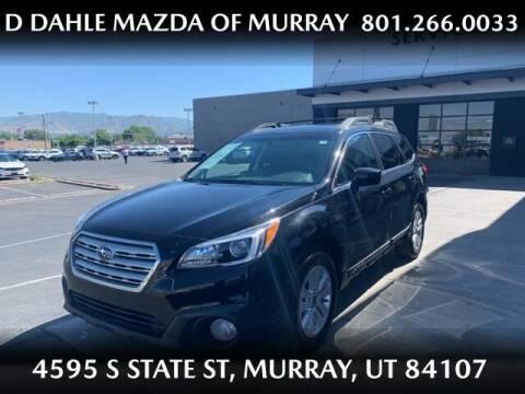 2017 Subaru Outback for sale at D DAHLE MAZDA OF MURRAY in Salt Lake City UT