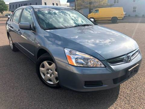 2007 Honda Accord for sale at Zapp Motors in Englewood CO