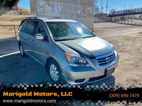 2009 Honda Odyssey for sale at Marigold Motors, LLC in Pekin IL
