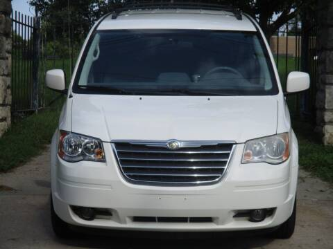 2010 Chrysler Town and Country for sale at Blue Ridge Auto Outlet in Kansas City MO