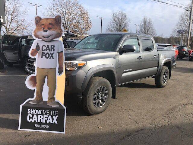 2020 Toyota Tacoma for sale at BATTENKILL MOTORS in Greenwich NY