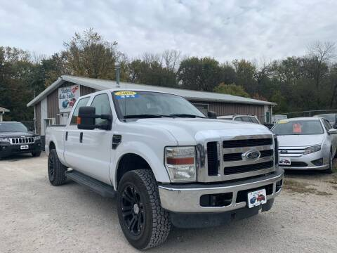 2008 Ford F-250 Super Duty for sale at Victor's Auto Sales Inc. in Indianola IA