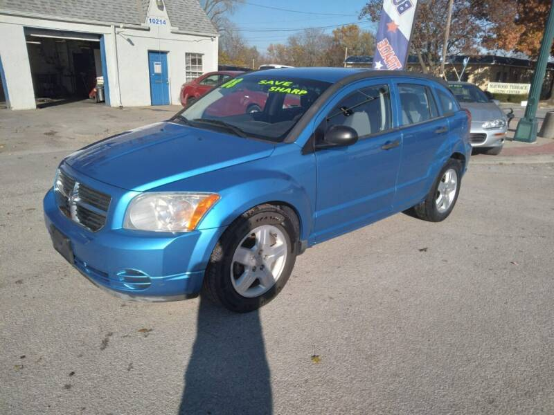 2008 Dodge Caliber for sale at Street Side Auto Sales in Independence MO