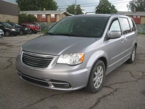 2014 Chrysler Town and Country for sale at ELITE AUTOMOTIVE in Euclid OH