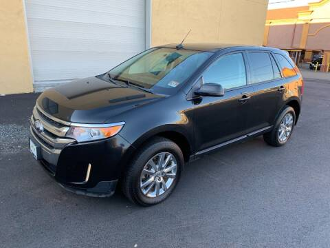 2013 Ford Edge for sale at Crazy Cars Auto Sale in Jersey City NJ
