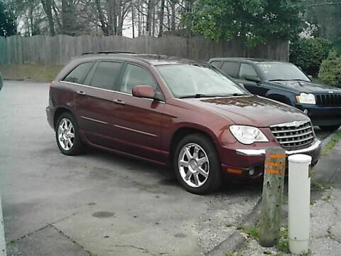 2007 Chrysler Pacifica for sale at S & R Motor Co in Kernersville NC