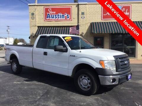 2011 Ford F-150 for sale at Austins At The Lake in Lakeview OH