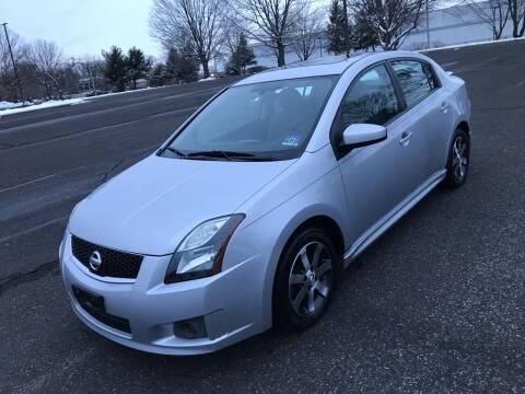 2012 Nissan Sentra for sale at Starz Auto Group in Delran NJ