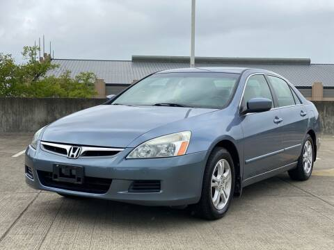 2007 Honda Accord for sale at Rave Auto Sales in Corvallis OR