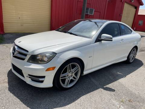 2012 Mercedes-Benz C-Class for sale at Pary's Auto Sales in Garland TX