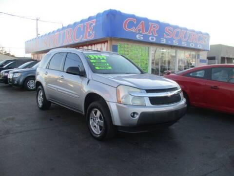2005 Chevrolet Equinox for sale at CAR SOURCE OKC in Oklahoma City OK