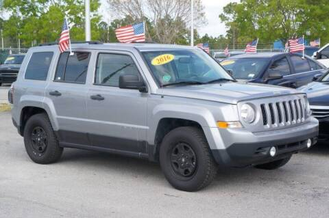 2016 Jeep Patriot for sale at Car Depot in Miramar FL